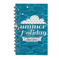 Summer Holiday Agenda settimanale small