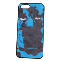 PANTERA NERA Cover iPhone 5S