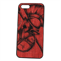 Spartan warrior Cover iPhone 5S
