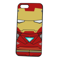 Team Ironman Cover iPhone 5S