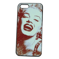 The star's smile Marilyn Cover iPhone 5S