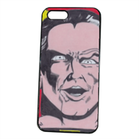 BLACK ADAM Cover iPhone 5S
