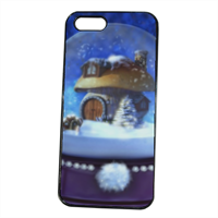 Globo di Neve Fantasy Cover iPhone 5S