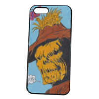 2018 SCARECROW Cover iPhone 5S