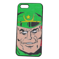 2018 DRU ZOD Cover iPhone 5S