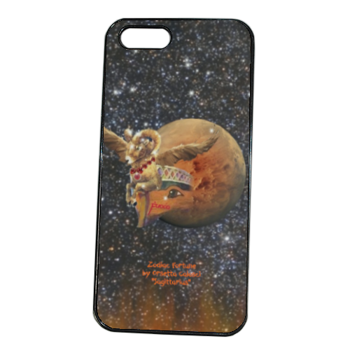 Zodiac Fortune Ari Cover iPhone 5S