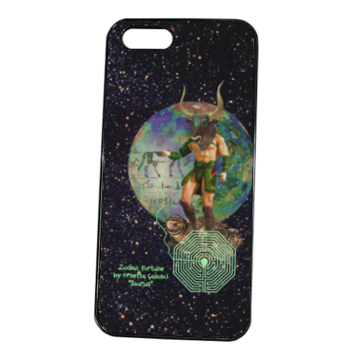 Zodiac Fortune Tau Cover iPhone 5S