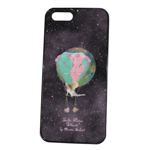 Zodiac Fortune Lib Cover iPhone 5S