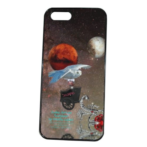 Zodiac Fortune Sco Cover iPhone 5S