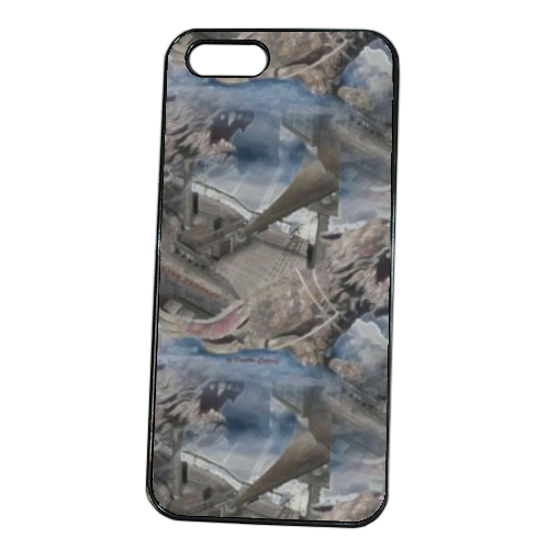 Lyon Rampant Cover Cover iPhone 5S