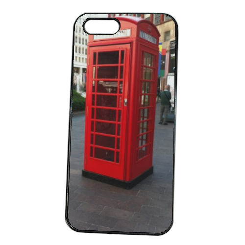 Cabina Inglese Cover iPhone 5S