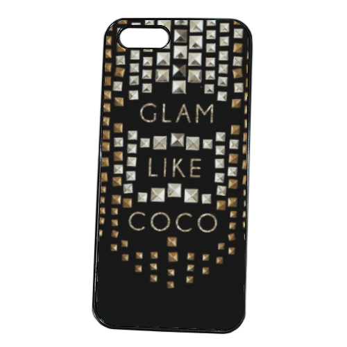 Glam Like Coco Cover iPhone 5S
