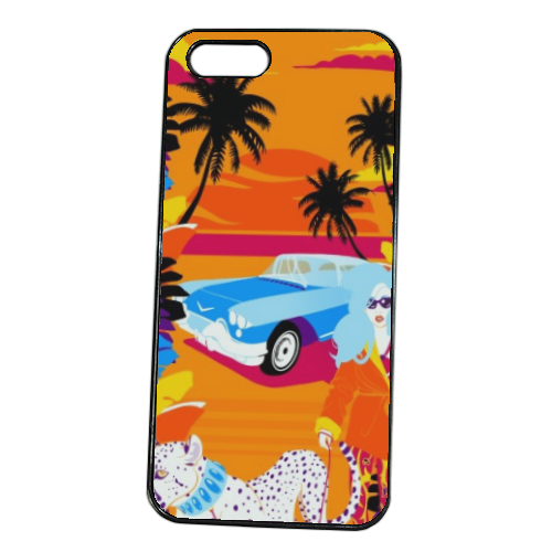 Rich Summer  Cover iPhone 5S