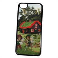 Un Cottage chiamato Amore Cover iPhone 5C