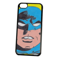 BATMAN 2014 Cover iPhone 5C
