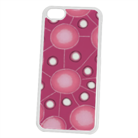 Sfere Rosa Cover iPhone 5C