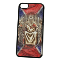 God protects Novorossiya Cover iPhone 5C