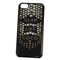 Glam Like Coco Cover iPhone 5C