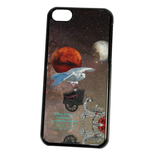 Zodiac Fortune Sco Cover iPhone 5C