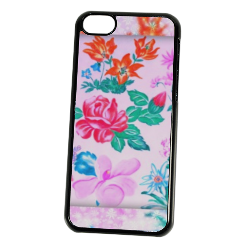 Flowers Cover iPhone 5C