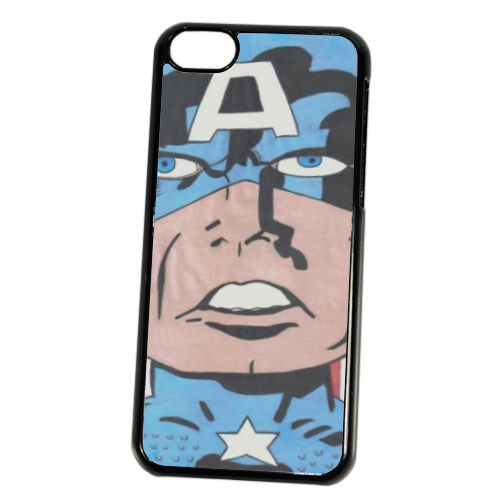 CAPITAN AMERICA 2014 Cover iPhone 5C