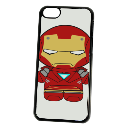 Team Ironman Cover iPhone 5C