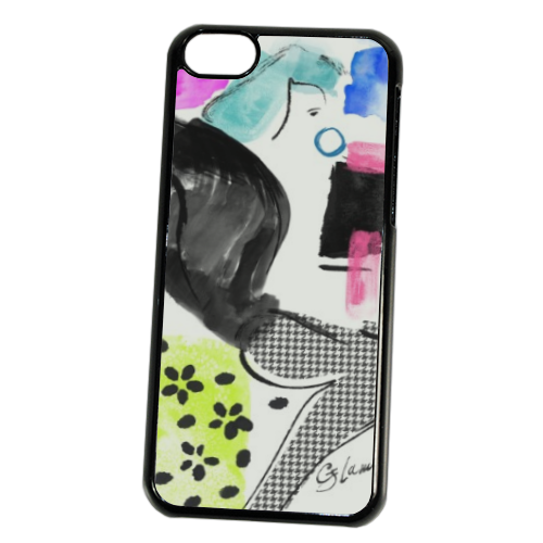 Glamour Cover iPhone 5C