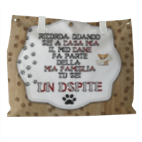 Dog Tablet  Borsa mare