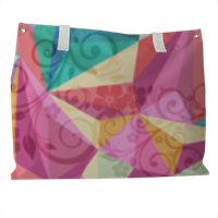 Flowers and abstract Borsa mare