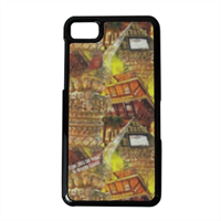 Nepal Padiglione Expo 2 Cover Blackberry Z10