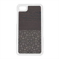 Wenge and Gothic Cover Blackberry Z10