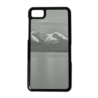 Winter Lake Cover Blackberry Z10