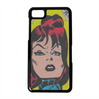 BLACK WIDOW Cover Blackberry Z10