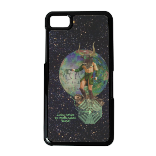 Zodiac Fortune Tau Cover Blackberry Z10