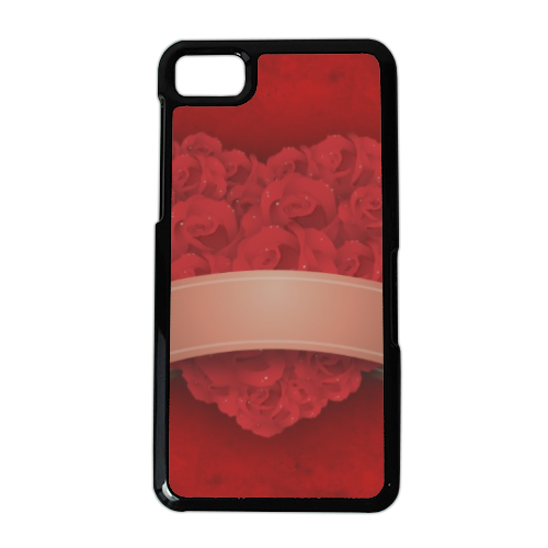 Cuore di fiori Cover Blackberry Z10