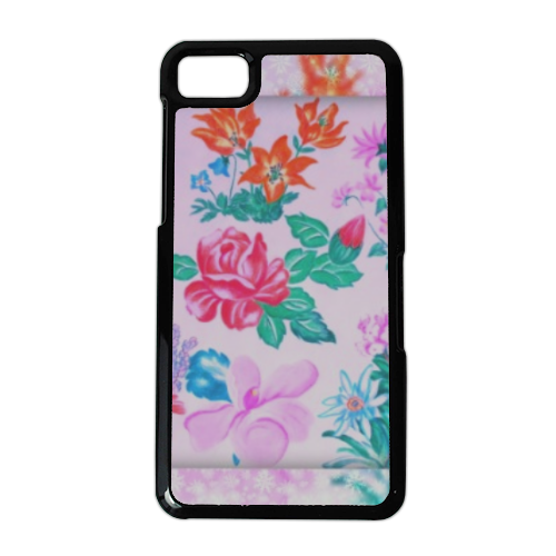 Flowers Cover Blackberry Z10