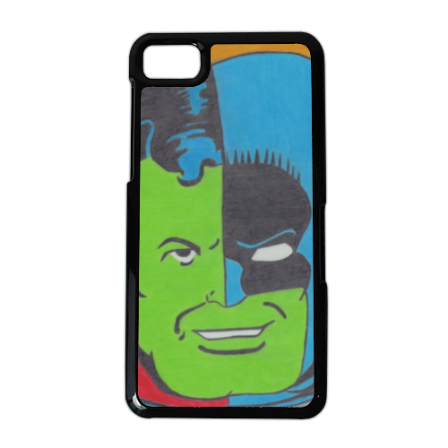THE COMPOSITE SUPERMAN Cover Blackberry Z10