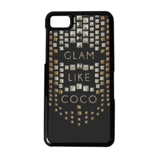 Glam Like Coco Cover Blackberry Z10