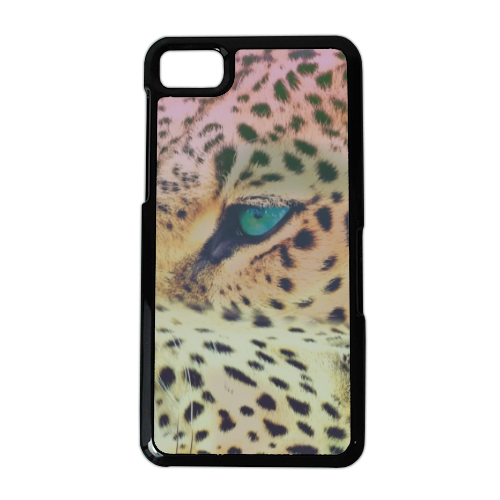 Leopard Cover Blackberry Z10