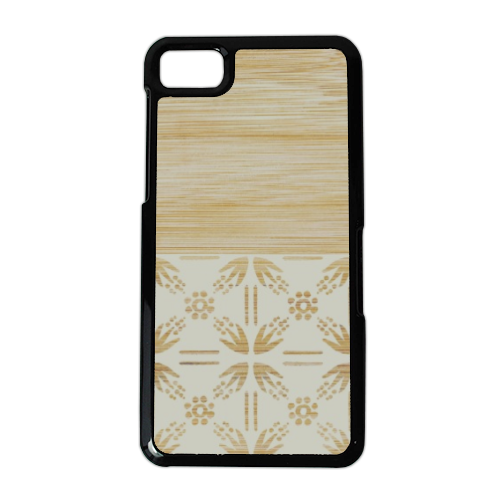 Bamboo and Japan Cover Blackberry Z10