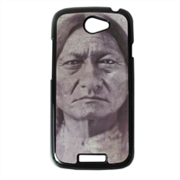 Sitting Bull warrior Cover HTC One S