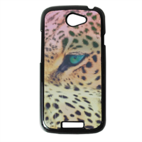 Leopard Cover HTC One S