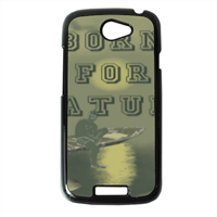 Born for Nature Cover HTC One S