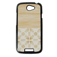 Bamboo and Japan Cover HTC One S
