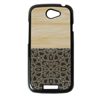 Bamboo Gothic Cover HTC One S