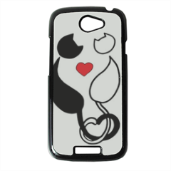 amore felino Cover HTC One S