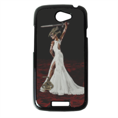 Sposa Arte Grafica Cover HTC One S