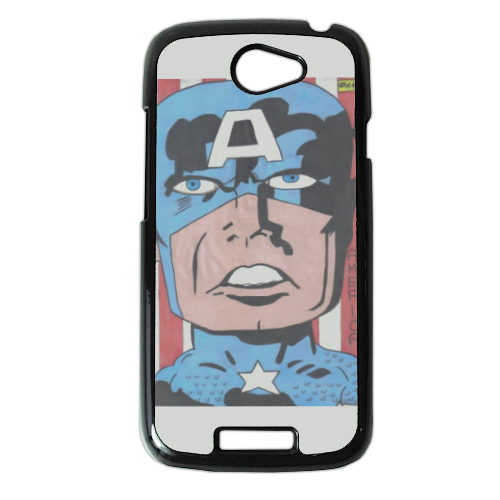 CAPITAN AMERICA 2014 Cover HTC One S