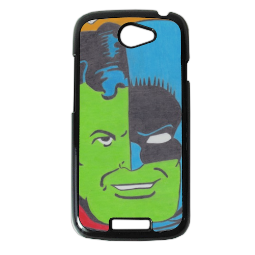 THE COMPOSITE SUPERMAN Cover HTC One S