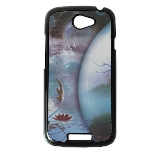Another World Cover HTC One S